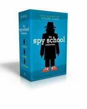 Spy School: The Spy School Collection : Spy School; Spy Camp; Evil Spy School...