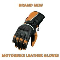 Race & Sport Motorcycle Gloves Street Bike Gloves Cowhide Leather CE Armored