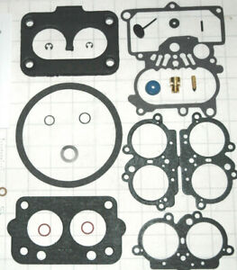 "1963-80 CARB KIT HOLLEY 2 BARREL MODEL 2210 2245 DODGE 360"" 383"" 400"" ENGINES"