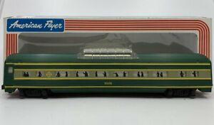 American Flyer 4-9506 S Scale Erie Vista Dome car LN/Box