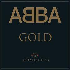 ABBA GOLD GREATEST HITS DOPPIO VINILE LP 180 GRAMMI NUOVO E SIGILLATO !!!