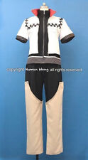 Kingdom Hearts II Roxas Cosplay Costume Size L KH 2