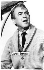 B55366 Jems Stewart Acteurs Actors 9x7cm