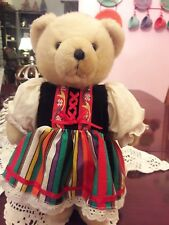 Vintage Imagination Bear World Traveler Collection by The Brass Key