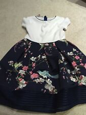Ted Baker Dress Aged 4-5