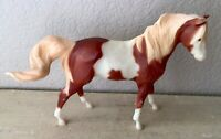 Breyer Classic Chestnut Pinto Mustang Mare #751103  Mesteno's Mother mold 2002