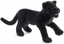 Folkmanis Puppets Play Pretend Fun Animal Puppets (Black Panther)