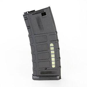 MetalTac Airsoft Gun ClipMag 60Rds M-Series Mid P Mag