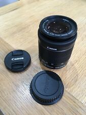Canon EF-S 18-55mm F 3.5-5.6 Lente-Buen Estado IS II