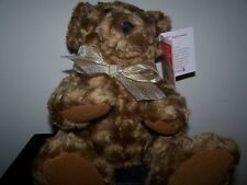 """Avon Kids """"Talk To Me Teddy"""" In Box With Tag Voice Activated - Says 8 Phrases"""