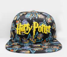 Harry Potter Hip Hop hat baseball hat cap Hogwarts Gryffindor Hufflepuff