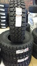 4 NEW MUD CLAW EXTREME M/T TIRES  265/75/16 265/75R16  2657516   LOAD E