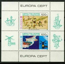 Chypriotes turcs 1983 SG MS134 Bloc Feuillet 100% ** Europe CEPT