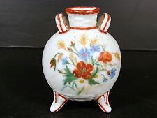 Petit vase deux anses porcelaine Paris XIX° monogramme Marie-Louise Napoléon