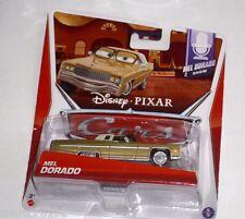 Disney Pixar Cars Mel Dorado Show Mel Dorado Die-cast Car 1:55 Scale New