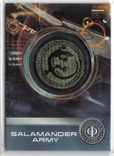 Salamander Army 2014 Cryptozoic Ender's Game Replica Patch #PC-02 Rare SP
