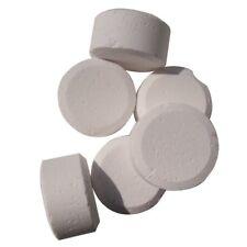 AU - 20 pcs Chlorine Bleach Sterilize Tablets for Toilet Cleaning Generic Brand
