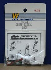 Vintage Walthers 933-651 HO Dwarf  Signal Kit Diecast  MIP NOS