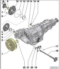 Audi A4 A5 A6 A7 7 Speed 8 Speed 0b5 Gearbox Diagnosis Repairs