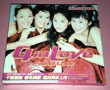 4 IN LOVE: FALL IN LOVE [ RAINIE YANG 杨丞琳] (2000/TAIWAN)   CD+CD-ROM