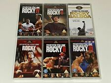 Rocky Complete 1-6 Collection on UMD for PSP FREE SHIPPING WORLDWIDE Region ALL