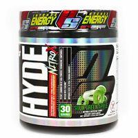 ProSupps HYDE NITRO X Pre-Workout Mr HARDCORE ENERGY Pump Focus CLOSEOUT SALE