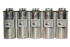Capaca Motor Run Capacitor 5 + 35uF 440V for Home/Industrial A/C #3472 SET OF 5