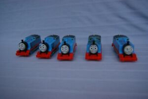 Mattel Special Edition Thomas Trains Bundle x 5