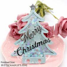 Christmas Tree Memorydex Metal Cutting Dies Stencils for DIY Scrapbooking 2020