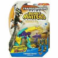 Transformers Beast Hunters TwinStrike Action Figure New / Sealed