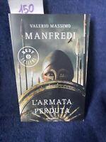 Valerio Massimo Manfredi L'armata Perduta