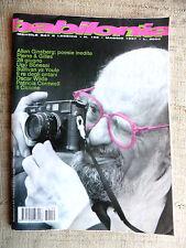 BABILONIA mensile gay e lesbico n.155 1997 Allen Ginsberg, Patricia Cornwell