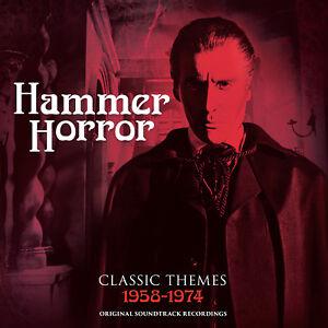 Hammer Horror  - Original Soundtracks Themes - 1958 - 1974