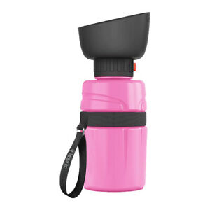 lesotc Dog Water Bottle Outing Drinking Leakproof Lightweight BPA Free Patented