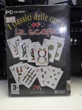 I Classici delle carte La Scopa - Pc Game - Nuovo