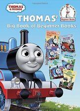 Thomas Big Book of Beginner Books (Thomas & Friends) (Beginner Books(R)) by Rev