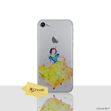 Fan Art Case/cover Apple iPhone 5 5s SE Screen Protector / Silicone Snow White