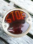 Vintage Stop Tail Light, Hot Rod, Rat Rod Light, Chopper