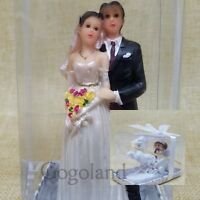 Wedding Couple Cake Topper Groom And Bride Couple Wedding Favors