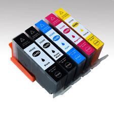 5x DRUCKER PATRONEN mit Chip für HP 364XL Officejet 4620 4622 Deskjet 3522 3520