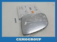 Glass Left Mirror Glass DACIA Sandero From 2008 Logan MCV