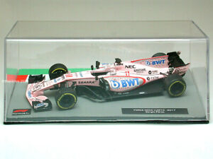 SERGIO PEREZ Force India VJM10 - F1 Car 2017 - Collectable Model - 1:43 Scale