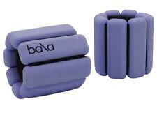 Bala Bangles Adjustable Wrist/Ankle Weights 1lb Pair Lilac