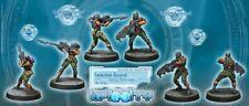 Infinity Yu Jing Celestial Guard Spitfire, MULTI Sniper Corvus Belli 280343-0245