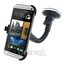 Soporte Coche con Ventosa de Gel para HTC ONE M7, Car Holder a0627