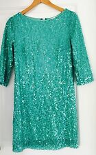 FOREVER NEW DESIGNER LINED  EMBELLISHED DRESS PARTY NIGHT SZ S