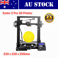 Creality Ender 3 Pro 3D Printer Magnetic Hot Bed Sticker 220 x 220 x 250mm DC24v
