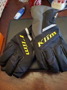 Klim powerxross gloves Size Medium