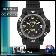 """Timex Men's """"Expedition"""" Resin Watch, Shock Resistant, TW4B0100 -Free Post in AU"""