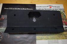 1973-76 A BODY DODGE PLYMOUTH DART DUSTER OEM DELUXE GLOVE BOX DOOR